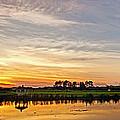 New Jersey Sunset Panoramic by Tom Gari Gallery-Three-Photography