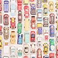 New Jersey Traffic Jam by Edward Fielding