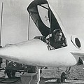 New Jet Pursuit Plane For French Air Force by Retro Images Archive