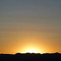 New Meadows Sunset by Fernando Delgado
