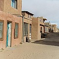 New Mexico Buildings by Gayle Melges