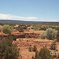 New Mexico Range by Charles Robinson