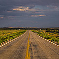 New Mexico Road 10 by Angus Hooper Iii