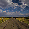 New Mexico Road 7 by Angus Hooper Iii