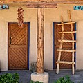 New Mexico Shop Fronts by Heidi Hermes