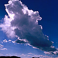 New Mexico Sky by Jerry McElroy