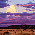 New Mexico Sunset by Ben Graham