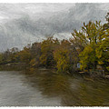 New Milford By Water Side by Jorge Perez - BlueBeardImagery