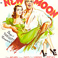 New Moon, Us Poster, Nelson Eddy by Everett