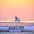 New Morning In Avalon by Bill Cannon