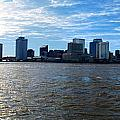 New Orleans - Skyline Of New Orleans by Randy Smith