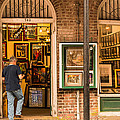 New Orleans Art Shop On Royal by JG Thompson