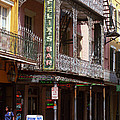 New Orleans - Bourbon Street 10 by Frank Romeo