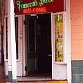 New Orleans - Bourbon Street 6 by Frank Romeo