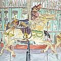 New Orleans Carousel by Anthony Butera