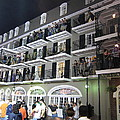New Orleans - City At Night - 12122 by DC Photographer