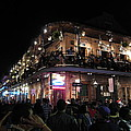 New Orleans - City At Night - 12123 by DC Photographer
