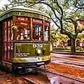 New Orleans Classique Oil by Steve Harrington