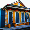 New Orleans Creole Cottage by Ryan Burton