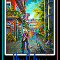New Orleans by Dianne Parks