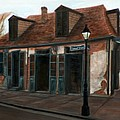 New Orleans Familiar Site Before by M J Venrick