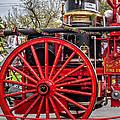 New Orleans Fire Department 1896 by Steve Harrington