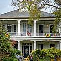 New Orleans Frat House by Steve Harrington