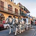 New Orleans Funeral by Steve Harrington