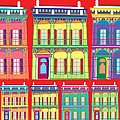 New Orleans Houses by Neil Finnemore