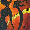New Orleans Jazz by Pamela Allegretto