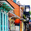 New Orleans Living by Val Stone Creager
