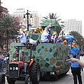 New Orleans - Mardi Gras Parades - 121214 by DC Photographer