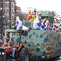 New Orleans - Mardi Gras Parades - 121215 by DC Photographer