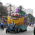 New Orleans - Mardi Gras Parades - 12122 by DC Photographer