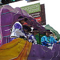 New Orleans - Mardi Gras Parades - 12124 by DC Photographer
