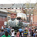 New Orleans - Mardi Gras Parades - 121285 by DC Photographer