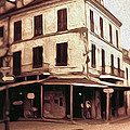 New Orleans - Old Absinthe Bar by Gregory Dyer