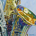 New Orleans Reeds by Jenny Armitage