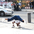 New Orleans - Street Performers - 121211 by DC Photographer