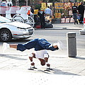New Orleans - Street Performers - 121212 by DC Photographer