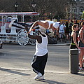New Orleans - Street Performers - 121217 by DC Photographer