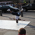 New Orleans - Street Performers - 121218 by DC Photographer
