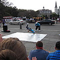 New Orleans - Street Performers - 121221 by DC Photographer