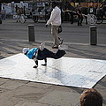 New Orleans - Street Performers - 121228 by DC Photographer