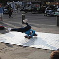 New Orleans - Street Performers - 121230 by DC Photographer