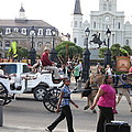 New Orleans - Street Performers - 12127 by DC Photographer