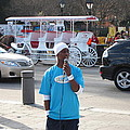 New Orleans - Street Performers - 12128 by DC Photographer