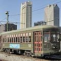 New Orleans Streetcar by Bradford Martin