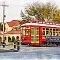 New Orleans Streetcar Paint by Steve Harrington