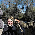 New Orleans - Swamp Boat Ride - 121297 by DC Photographer